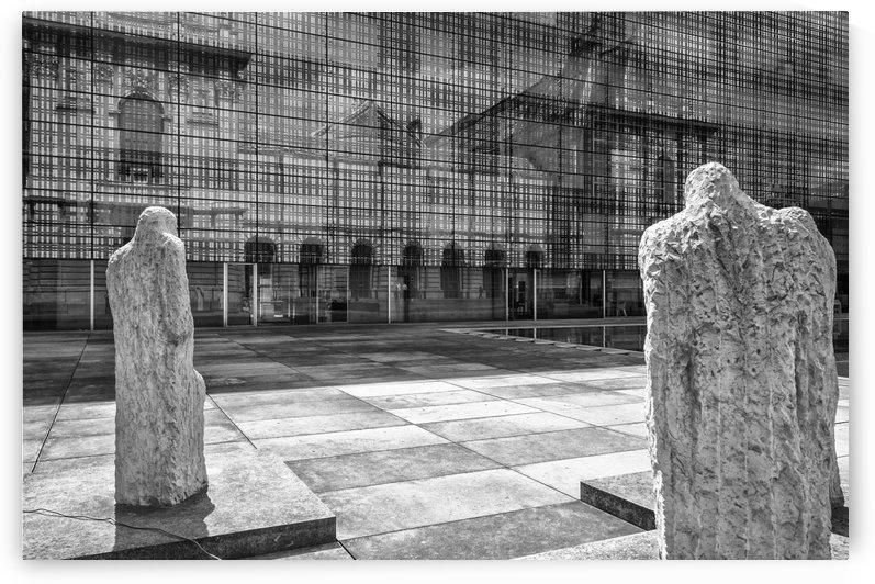 Beaux Arts  Lille Nord by Douglas Kay