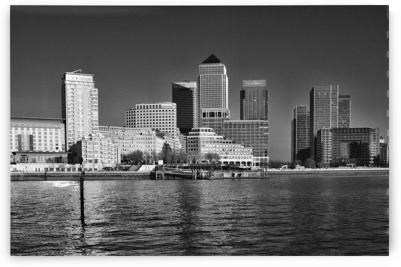 London docklands by Douglas Kay