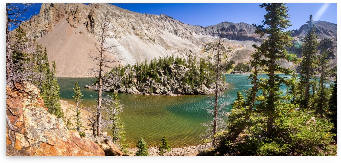 Lake Agnes Colorado  by 3Quarters Images