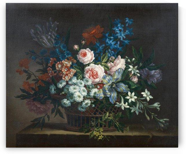 Blumenstillleben by Paul Signac