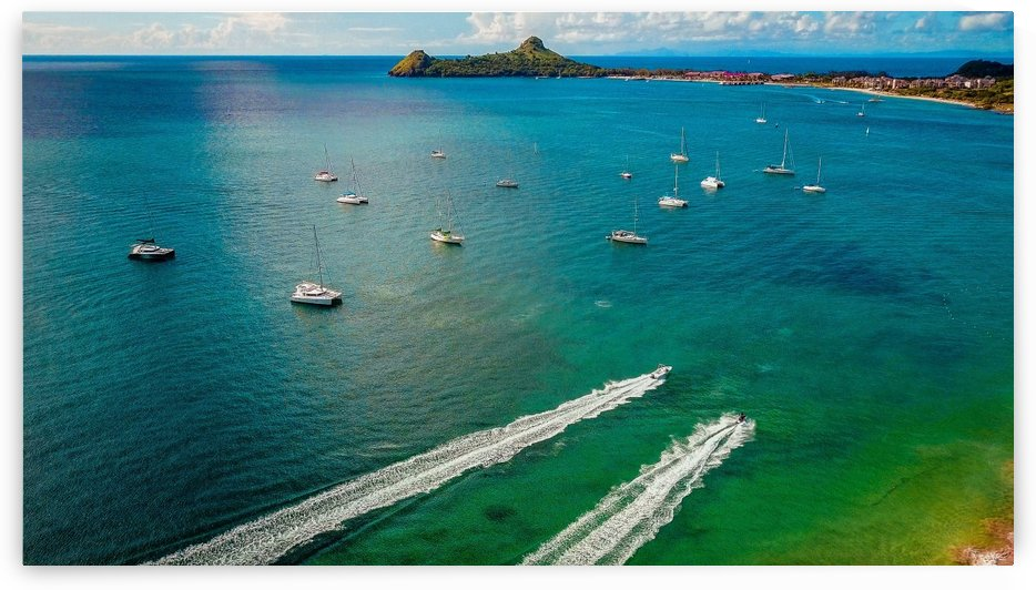 Gulf of Pirate Bay  by CWarren