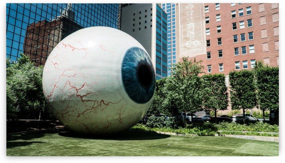 Eye over Dallas by CWarren