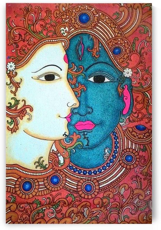 shiva by bhagyesh