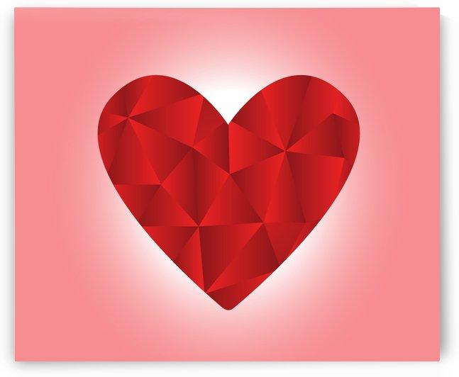 HEART SHAPED ART by rizu_designs