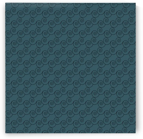 Swirl Pattern Seamless Artwork by rizu_designs