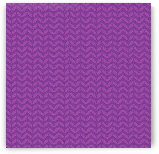 Wavy Seamless Pattern Art by rizu_designs