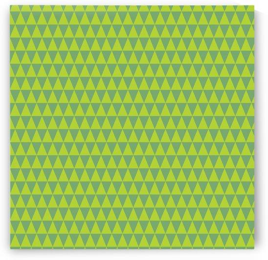 Triangle Shape Seamless Pattern Artwork  by rizu_designs