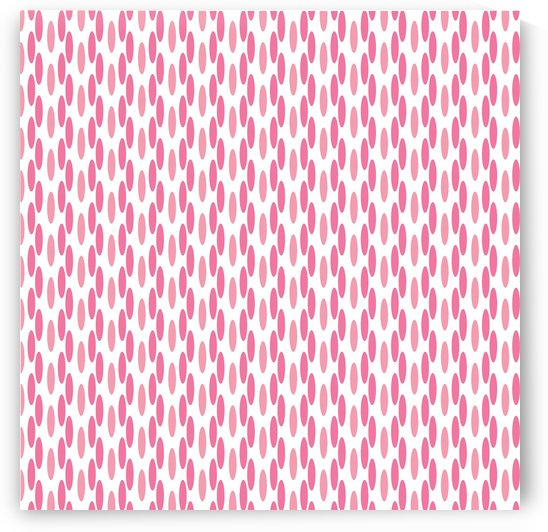 Pink Seamless Pattern Artwork by rizu_designs