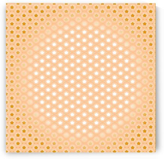 Islamic Art Star Style Seamless Pattern Artwork by rizu_designs