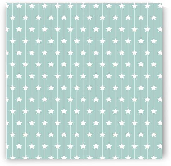 Star Seamless Pattern Art by rizu_designs