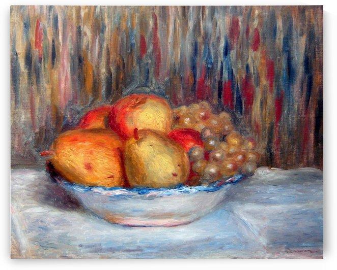 Natureza-morta by Pierre Auguste Renoir
