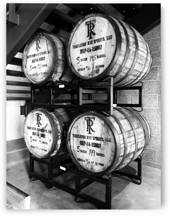 Whisky Barrels by Chanelle Sheets