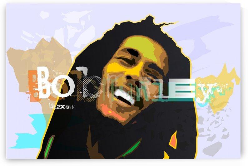Bob Marley by zelko radic bfvrp
