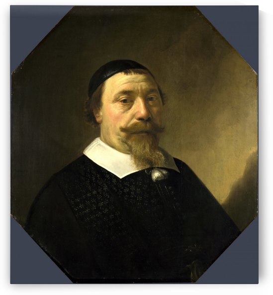 Portrait of a Bearded Man by Aelbert Cuyp