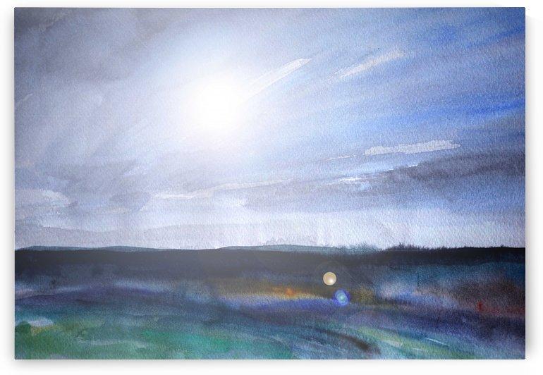 sky light 2 by Pracha Yindee