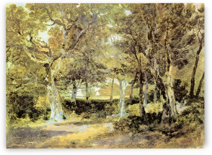 Chevening Park by Joseph Mallord Turner by Joseph Mallord Turner