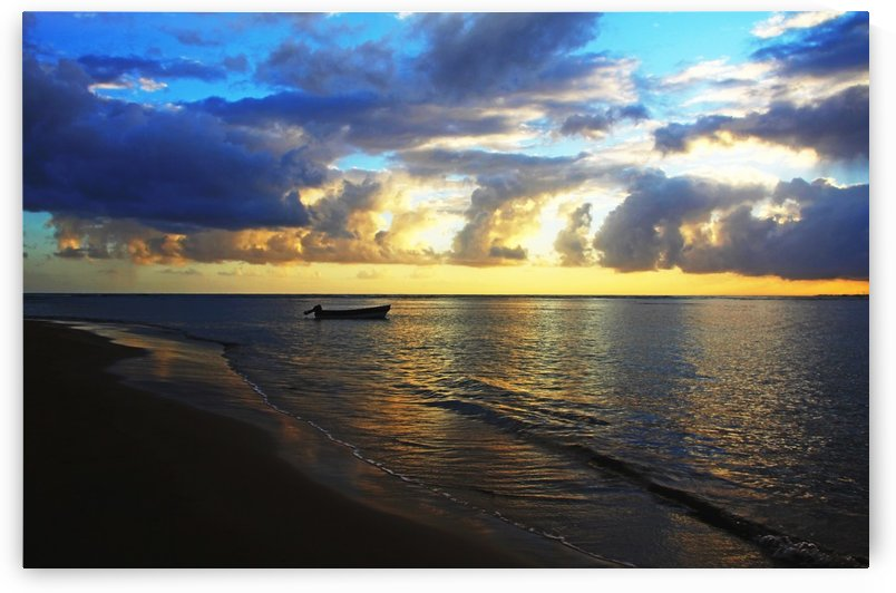 Dominican Sunrise by Deb Oppermann