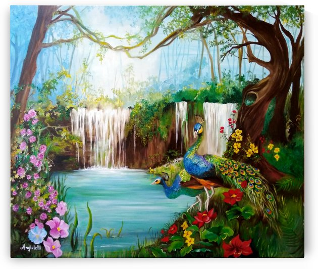 Fantasy  by Anna Rita Angiolelli