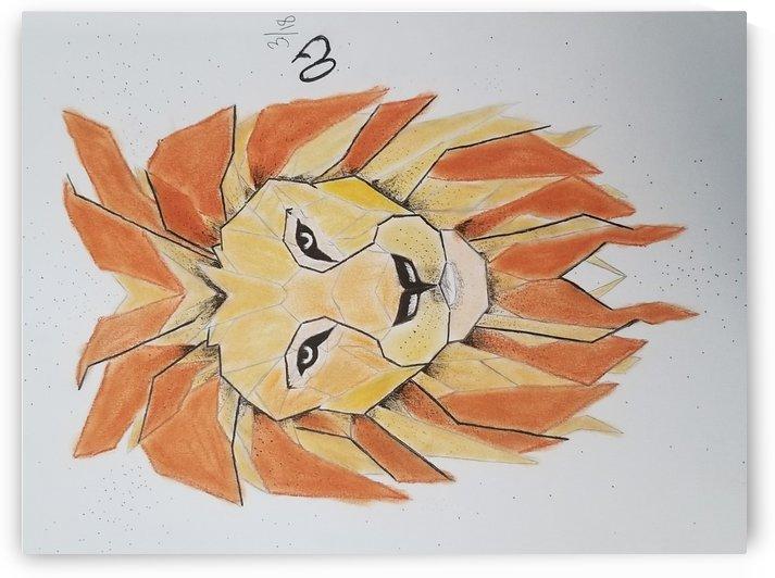Geo Lion by Aaliyah