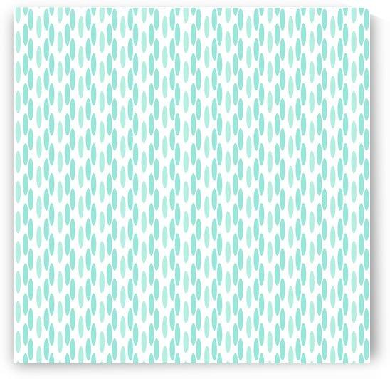 Green Seamless Pattern Background by rizu_designs
