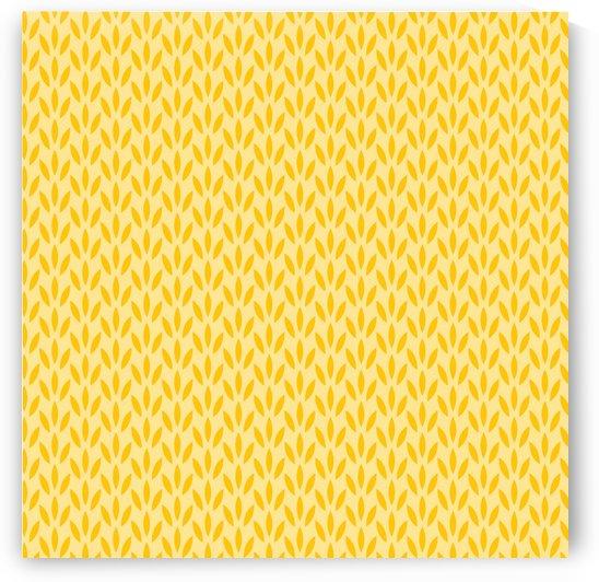 Yellow Flora by rizu_designs