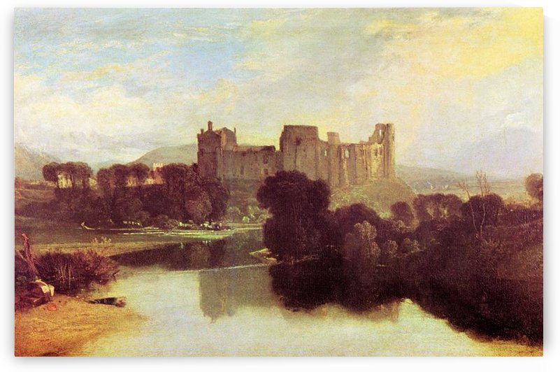 Cockermouth Castle by Joseph Mallord Turner by Joseph Mallord Turner