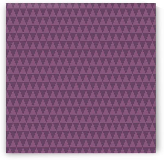 Triangle PURPLE Shape Seamless Pattern Background    by rizu_designs