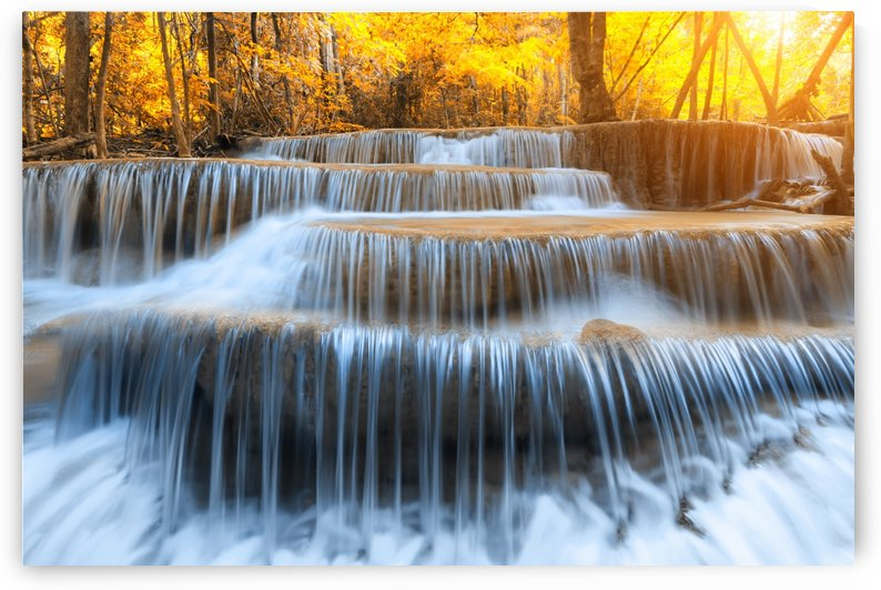 Waterfalls 1 by Thomas Black photography
