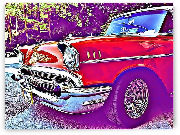 classic car by MIRIAM