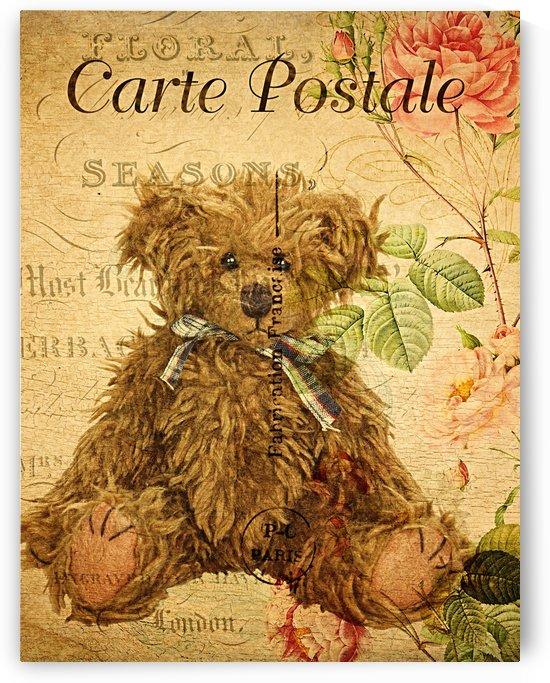 Teddy Bear_OSG by One Simple Gallery