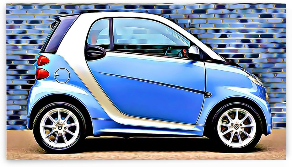 small car  by MIRIAM