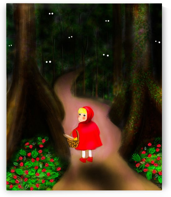 Little Red Riding Hood by Su Yi