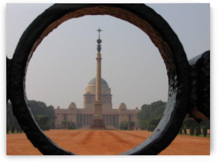 Landscape by Lalitha Murali