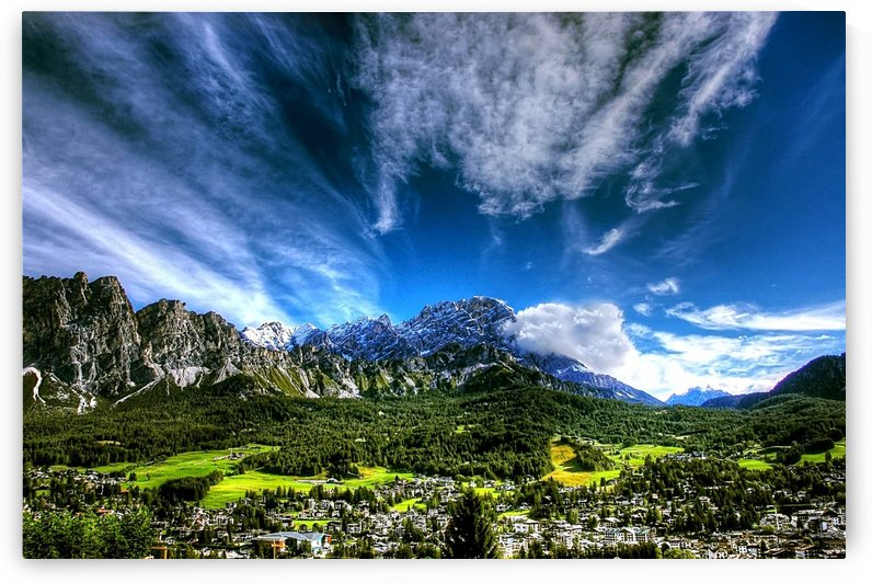 Cortina D Ampezzo_OSG by One Simple Gallery
