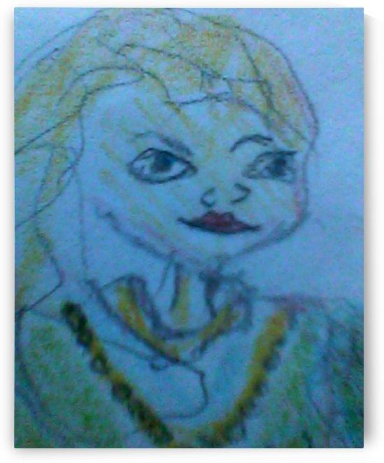 Art 40 One painful childish platonic love by Dragan Mrkalj