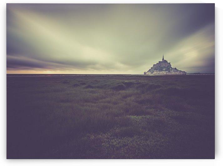 Mont Saint-Michel by Philip Champagne