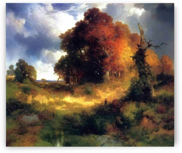 Autumn by David Teniers the Younger
