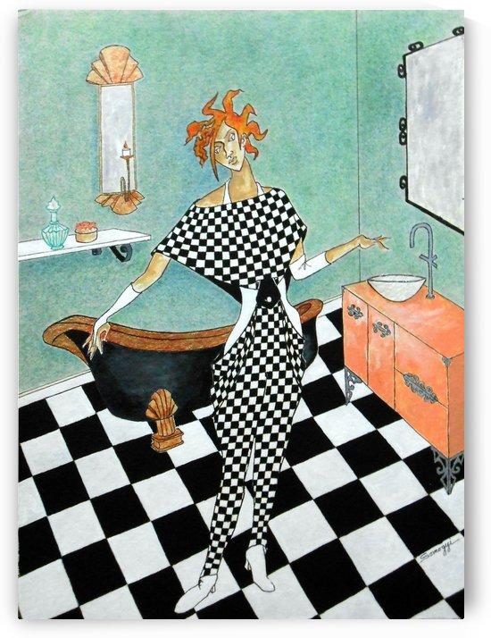 La Toilette by Jayne Somogy