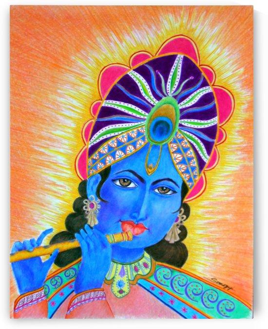 Krishna by Jayne Somogy