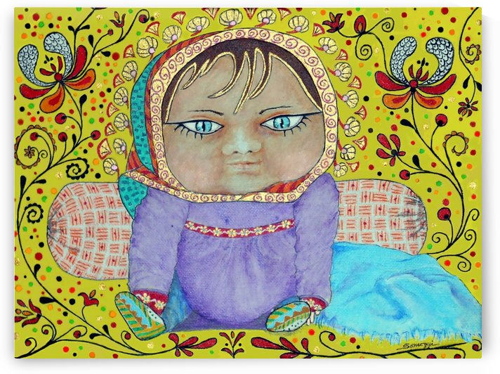 Hungarian Lullaby by Jayne Somogy