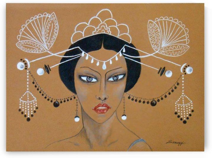 Eastern Elegance by Jayne Somogy
