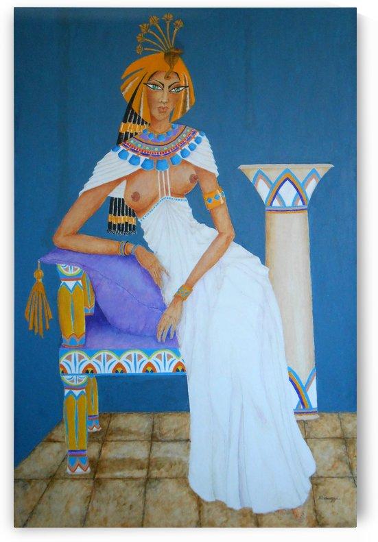 Nile Nymph by Jayne Somogy