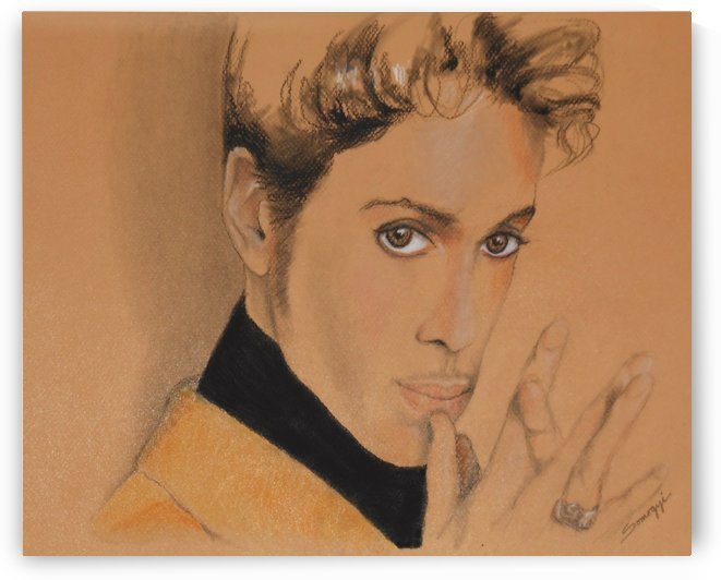 The Late Prince Rogers Nelson by Jayne Somogy