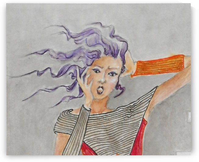 Madwoman by Jayne Somogy