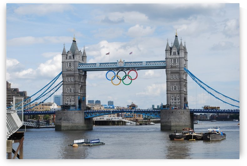Olympic Dreams by Sara Jennings