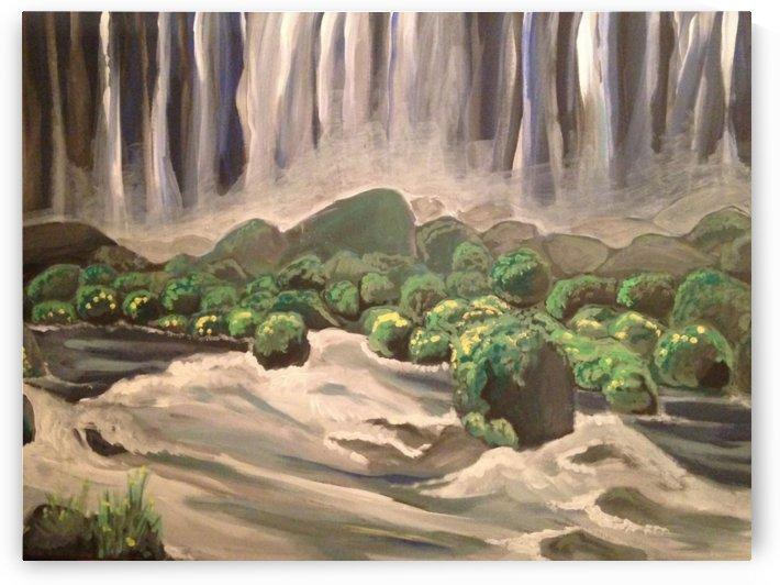River by Elinor Martin