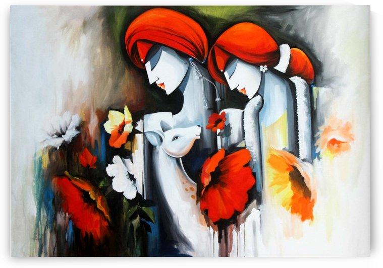 Peaceful Love by pradeesh k raman