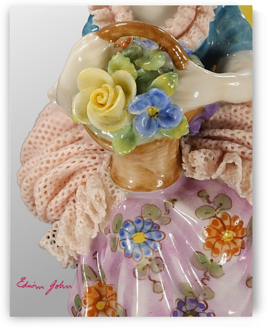 Who will buy my exquisite posy by Edwin John