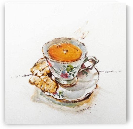 Tea time by Rutuja Padwal