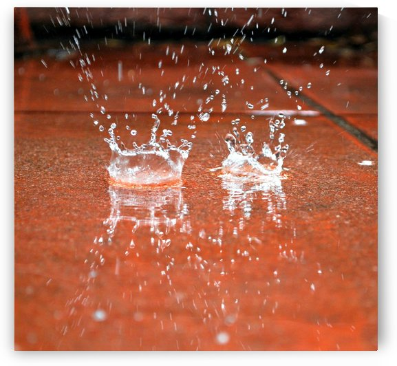 Rain by Angelo A Keene